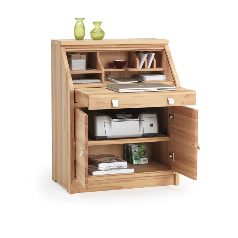 dyrlund secretaire 5152 de weide hoek scandinavische meubelen. Black Bedroom Furniture Sets. Home Design Ideas