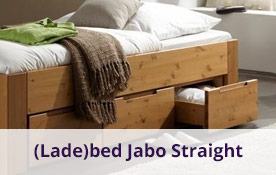 (Lade)bed Jabo Straight